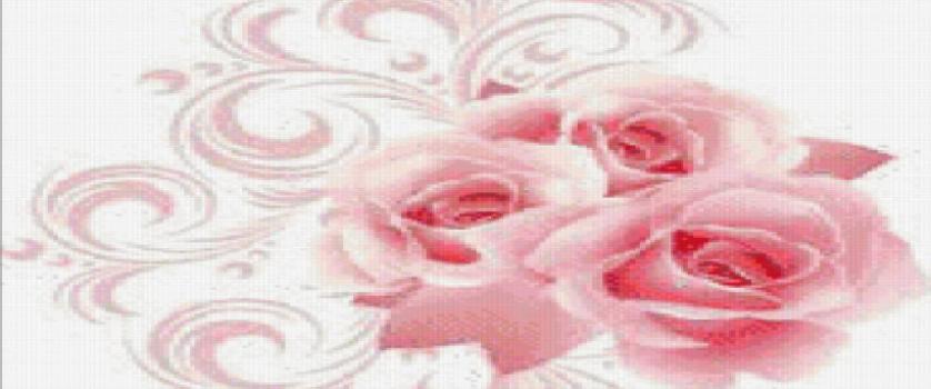 «Розовые розы»