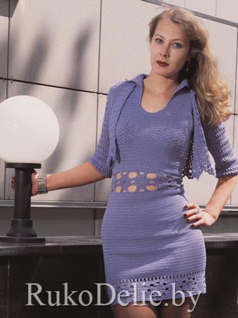 Платье с жакетиком &#171;фигаро&#187;</div><!-- .featured-header-image -->  <div class=