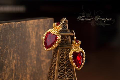 &#171;Червонная дама: оплетение капель сердечком&#187;</div><!-- .featured-header-image -->  <div class=