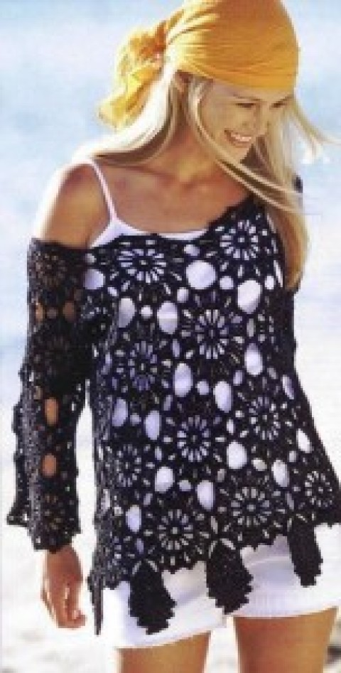 Пуловер из круговых мотивов</div><!-- .featured-header-image -->  <div class=