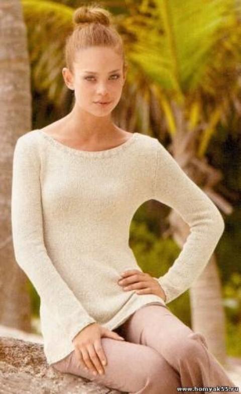 Пуловер &#171;Гламур&#187;</div><!-- .featured-header-image -->  <div class=