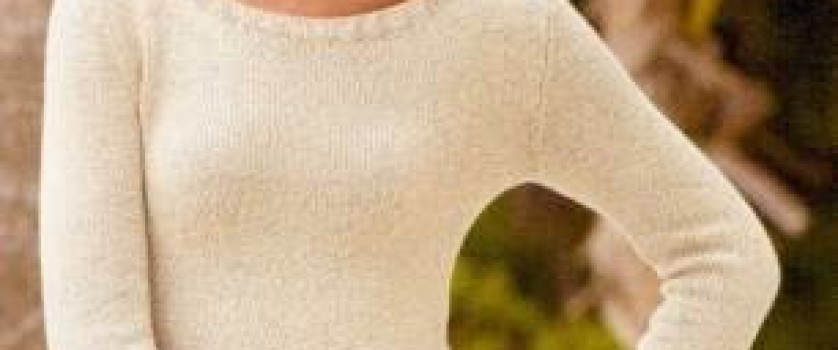 Пуловер «Гламур»