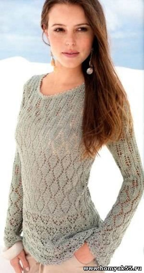 Серый пуловер</div><!-- .featured-header-image -->  <div class=
