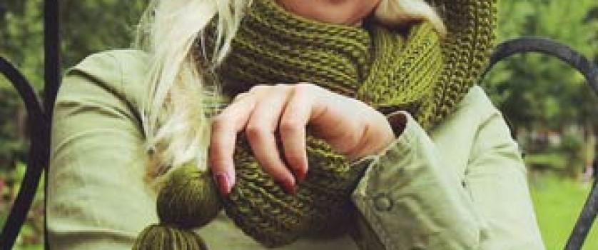 Шапка-шарф «Уфимская девушка»