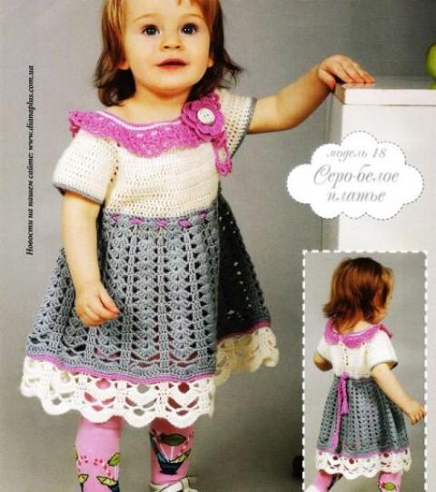 Детское платье крючком</div><!-- .featured-header-image -->  <div class=