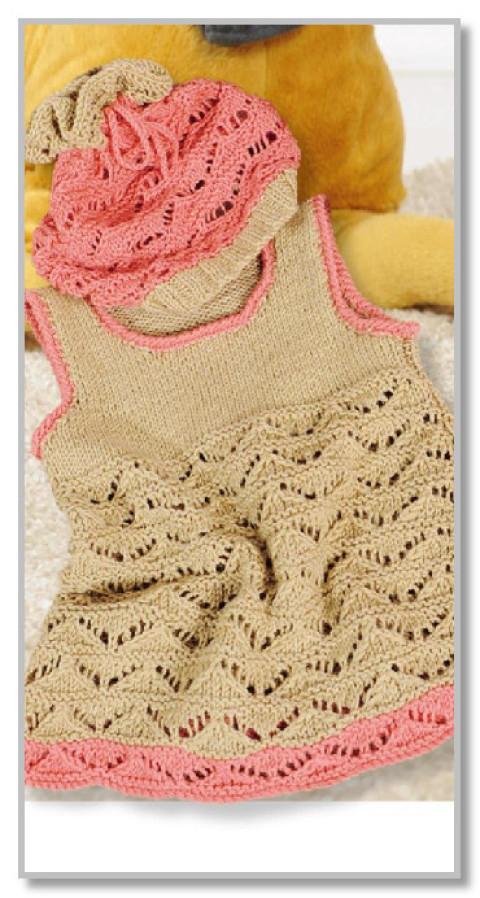 Платье-сарафан, штанишки-трусики и шапочка</div><!-- .featured-header-image -->  <div class=