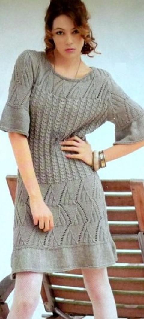 Как связать платье</div><!-- .featured-header-image -->  <div class=