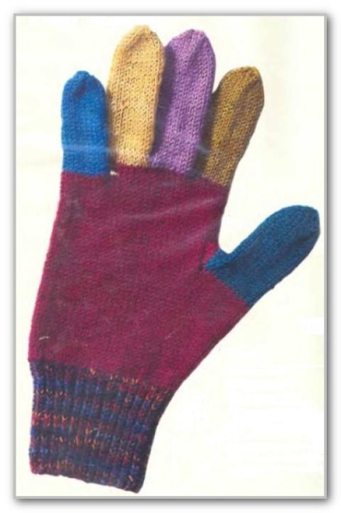 Основы вязания перчаток любых размеров на четырех спицах. Таблица размеров перчаток</div><!-- .featured-header-image -->  <div class=