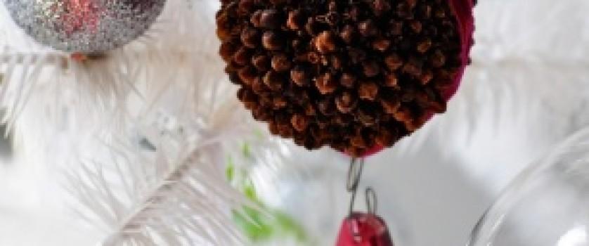 Новогодние ароматные шары