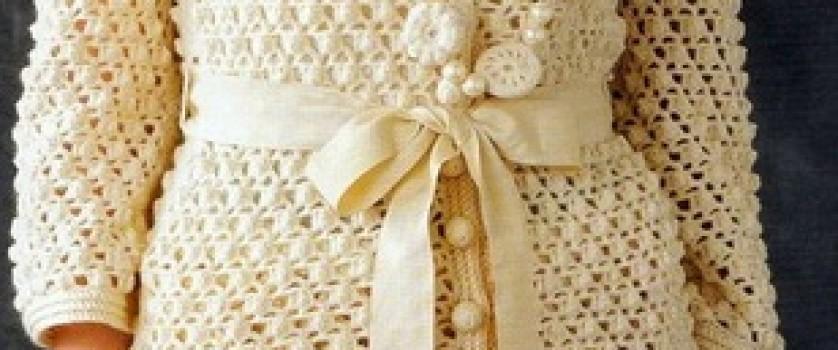 Вязание костюма крючком