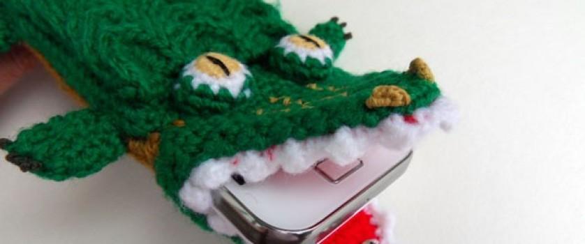 Чехол «Крокодил»