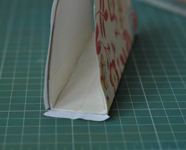 Салфетница из картона своими руками
