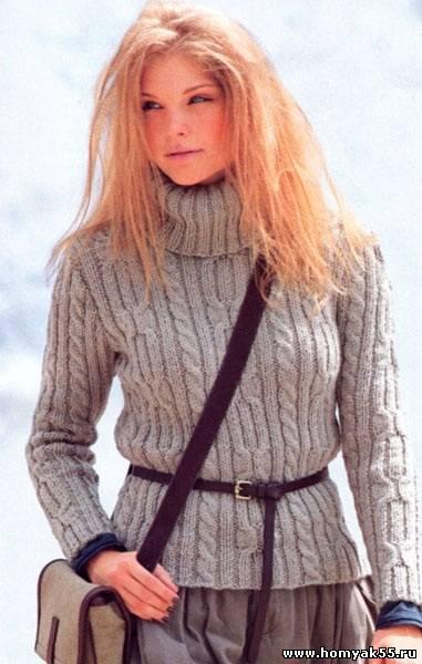 Вязаные Пуловеры Женские Доставка