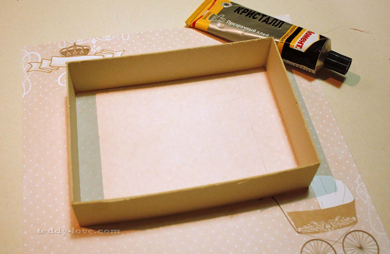 Коробочки из картона размеры
